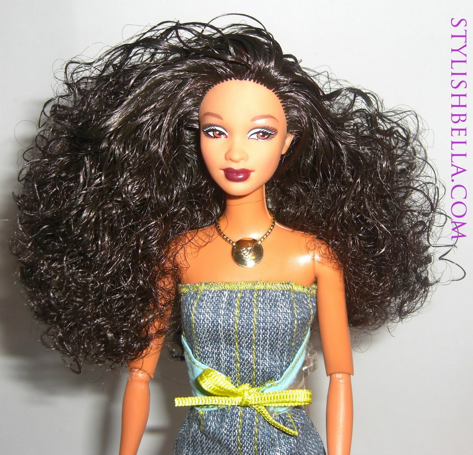 Naturally Beautiful Hair: New Dolls For Sale