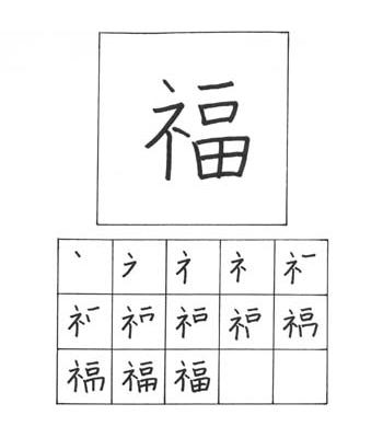 kanji kemujuran