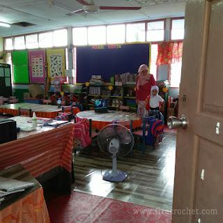 Ragam anak-anak ke sekolah