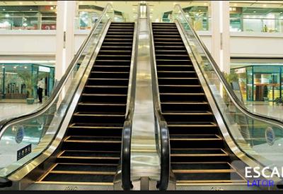 #Inilah Hukumnya Bersa'i Menggunakan Escalator