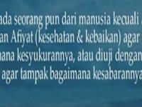 Beberapa Ciri Istidraj  Dalam Islam