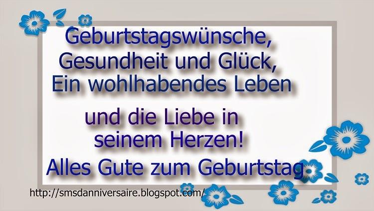 bon anniversaire ma cousine en allemand