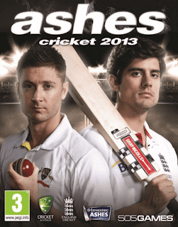 Ashes Cricket 2013 Game Free Download For PC