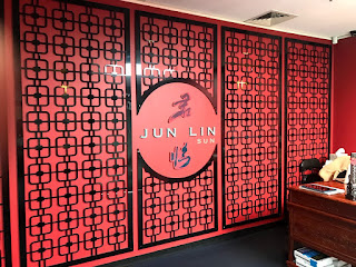 Jun Lin Sun Day Spa Hobart reception
