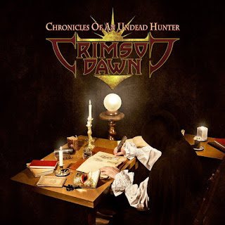 "Crimson Dawn - ""Chronicles of an Undead Hunter"" (album)"