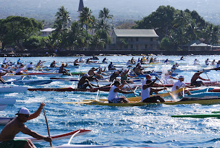 40th Annual Queen Lili'uokalani Canoe Race 3
