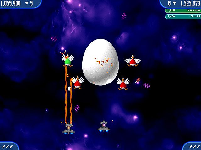 DOWNLOAD Chicken Invaders 1 OR   game free ...