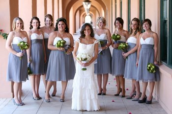 For As Long There Have Been Bridesmaids Matching Bridesmaid S Gowns It The Only Time You Can Show Up At A Social Gathering Wearing