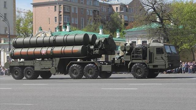 EEUU: Impondremos sanciones a Turquía si compra S-400 a Rusia