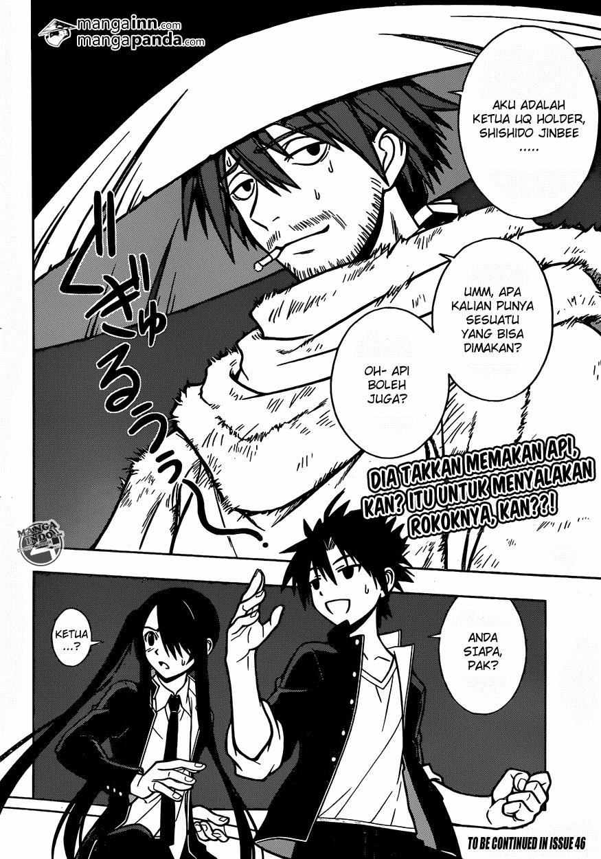 Baca Komik UQ Holder! Chapter 7 Komik Station