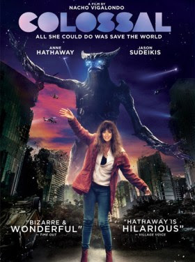 Film Action Terbaru : Colossal (2017) Full Movie Gratis Subtitle Indonesia