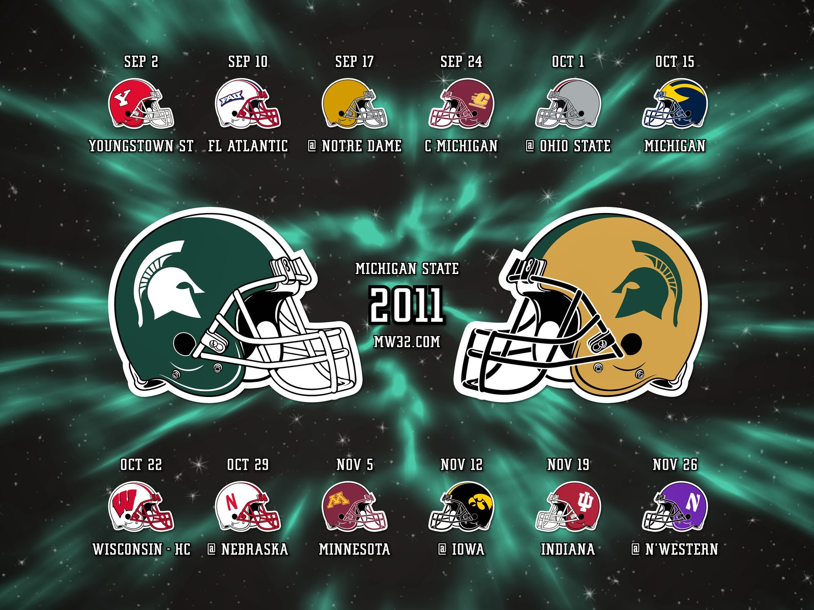 Michigan State Spartan Wallpapers Relay Wallpaper