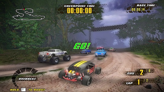 Jungle Racers PC Game Free Download