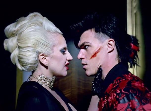 Finn Wittrock Praises Lady Gaga