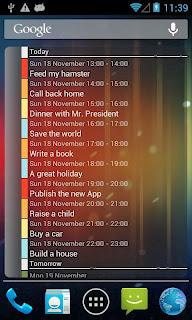Clean Calendar Widget Pro v4.4