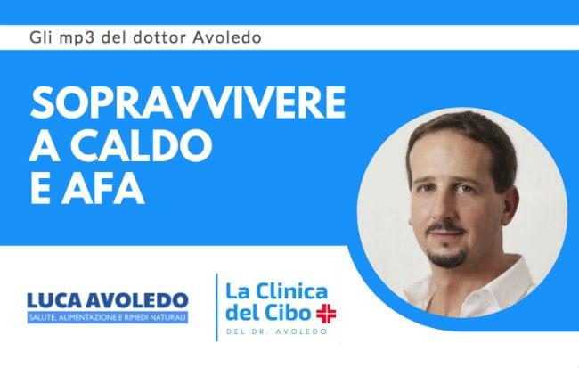 Il dottor Luca Avoledo torna su Radio 24