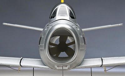 Scale Model News Incoming Great Planes F 86 Sabre Radio