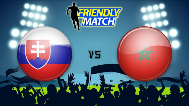 Morocco vs Slovakia Full Match And Highlights 04 June 2018