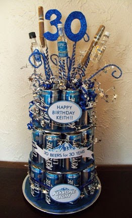 Th Number Beer Cake Ideas For Men