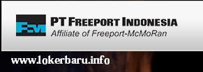 Loker terbaru Freeport Indonesia 2017