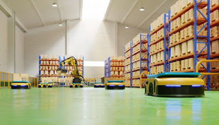 What Is 4.0 Industrial Era Mean To Your Warehouse Operations