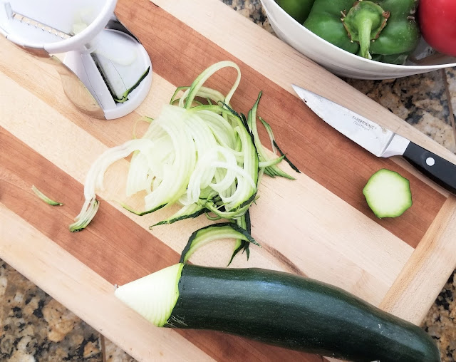 How to Cook Spiralized Zucchini Noodles
