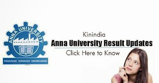 Anna University 8th sem result