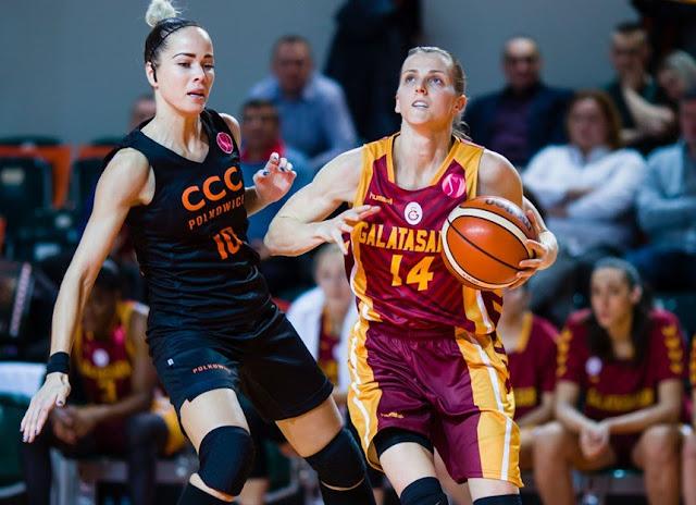 EuroLeague Women'dan elendik!