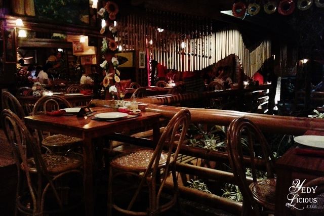 Kalui Restaurant Best Restaurants in Puerto Princesa Palawan Philippines YedyLicious Manila Food and Travel Blog