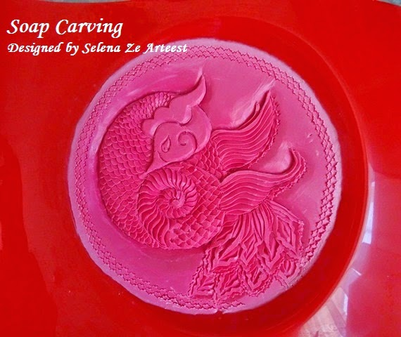 thai soap design