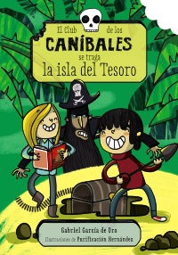 El club de los caníbales se traga la isla del tesoro libro recomendado infantil navidades epub disponible descargar gratis download ilustrado