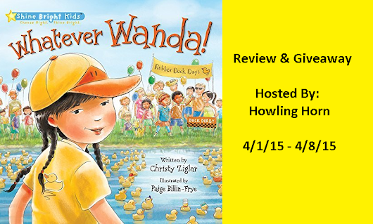 Whatever Wanda Review & Giveaway