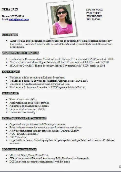 Custom Writing at 10 latest cv format for freshers free download