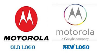 Motorola has finally changed its logo by adding a small tagline of 'a Google Company'.