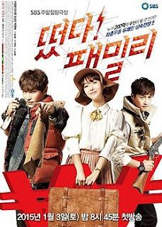 Sinopsis Drama Korea The Family Is Coming Episode 1-20 Lengkap