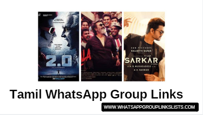 Join Tamil WhatsApp Group Links List