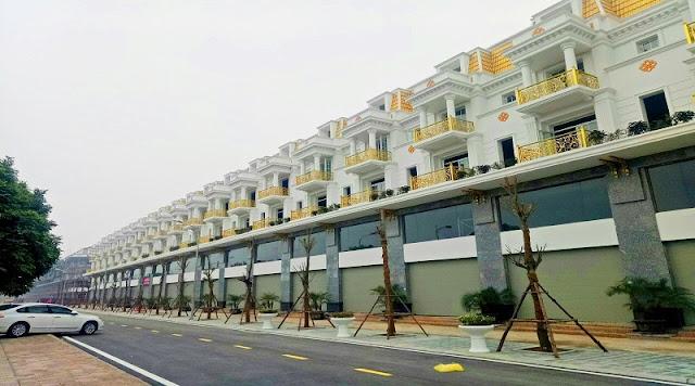 Hình ảnh căn hộ Shophouse Lê Trọng Tấn