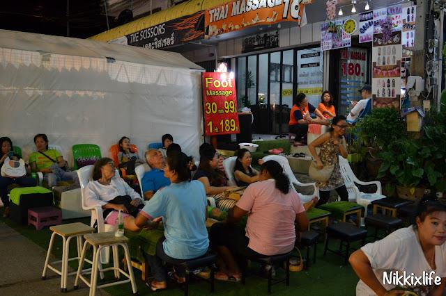 【泰國。華欣】華欣夜市:度假中的一片熱鬧 12