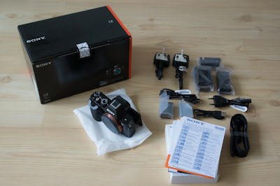 Click here for more information about the Sony Alpha a7S mirrorless digital camera