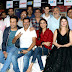 Madhoo, Krushna Abhishek, Rajnish Duggal, Kainaat Arora, Sugandha Mishra & others at three films announcement at Satellite Lounge, Andheri West .
