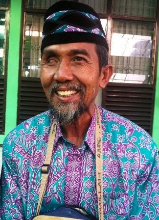 Abdullah bin Saiful Hadi akhirnya naik haji