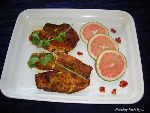 images of Parsley Fish Fry