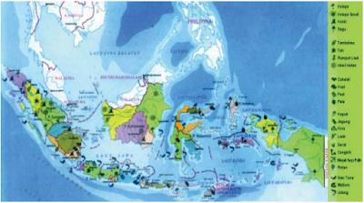 Syarat-Syarat, Cara dan Langkah-Langkah Membuat atau Menggambar Peta atau Denah Lokasi