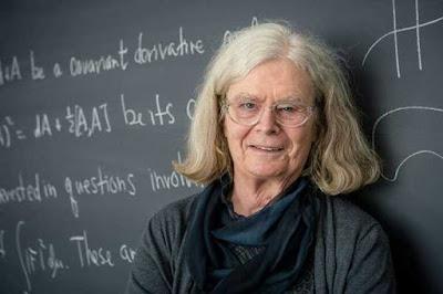 Abel Prize Was Awarded To Karen Uhlenbeck