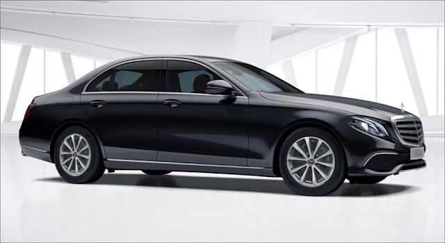 Mercedes E200 2019 thiết kế sang trọng và lịch lãm