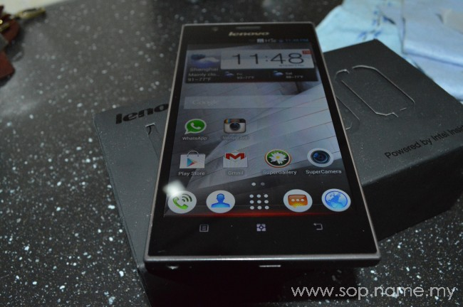 Tech Kaiju Arena: Review Ninetology U9X1 vs Lenovo K900