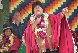 Comuna Evo Morales: amante, filho secreto e escândalo de corrupção