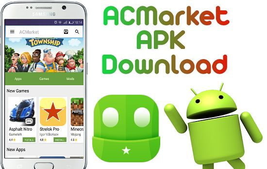 متجر ac market لتحميل الالعاب والتطبيقات المدفوعة مجانا