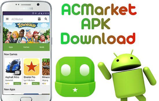 ACMarket متجر رائع لتحميل التطبيقات والالعاب المدفوعه مجانا