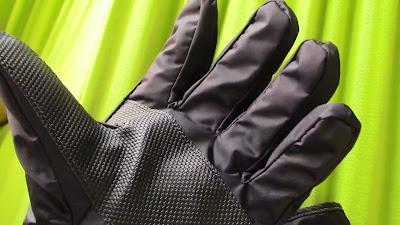 Imagem do reforço de borracha das Luvas impermeáveis Protector